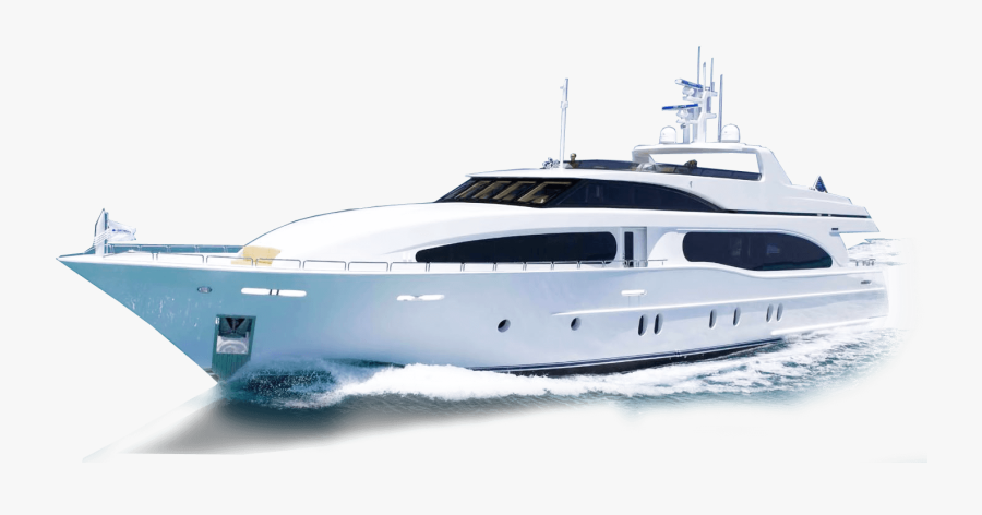 Yacht Png Download Image - Luxury Yacht Png, Transparent Clipart