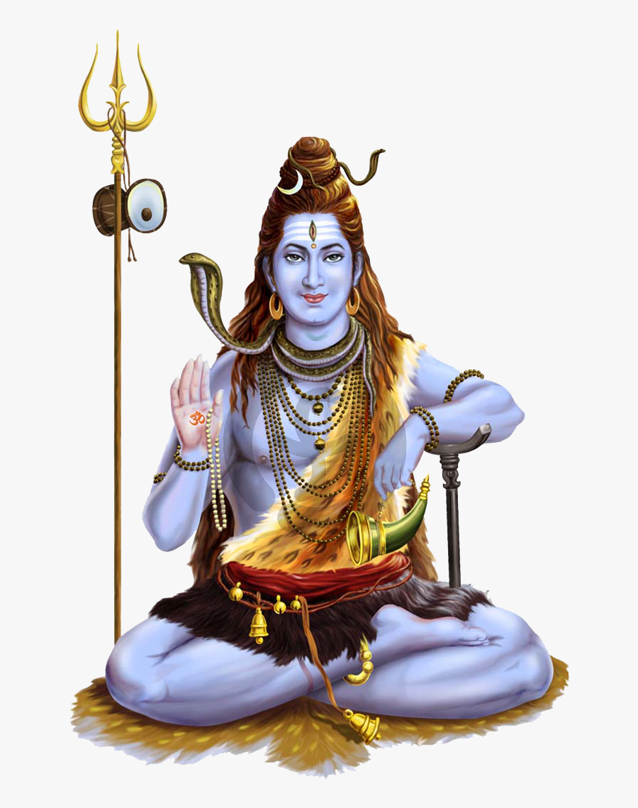 Lord Shiva Transparent Background - Lord Shiva Png, Transparent Clipart