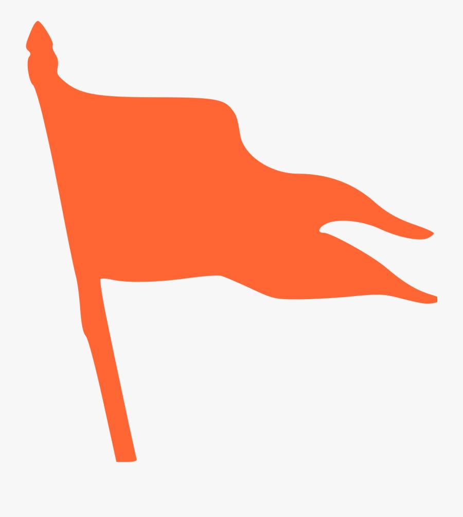 Clipart Eye Shiv - Shiv Sena Flag Png, Transparent Clipart