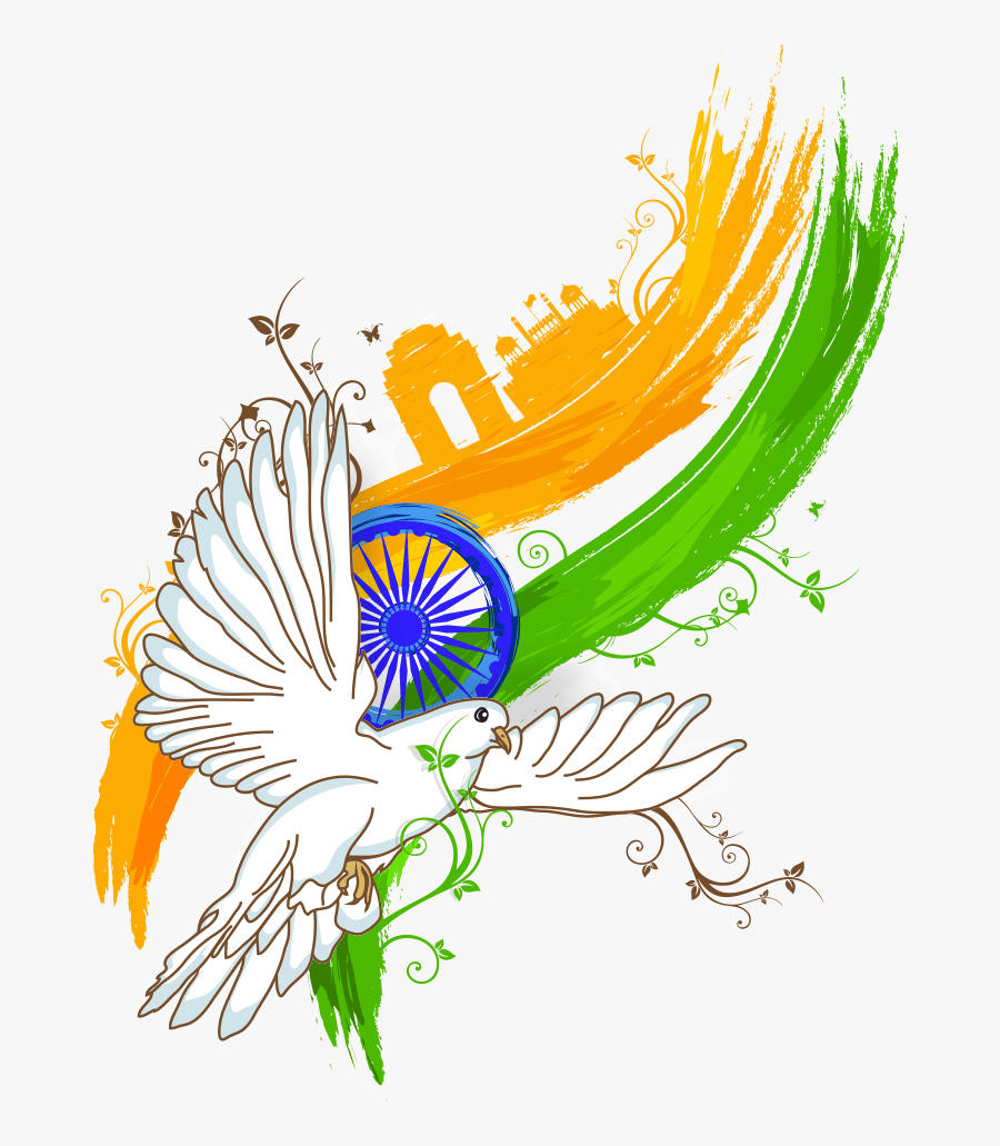 15 August, Happy Independence Day - Independence Day Images Png, Transparent Clipart