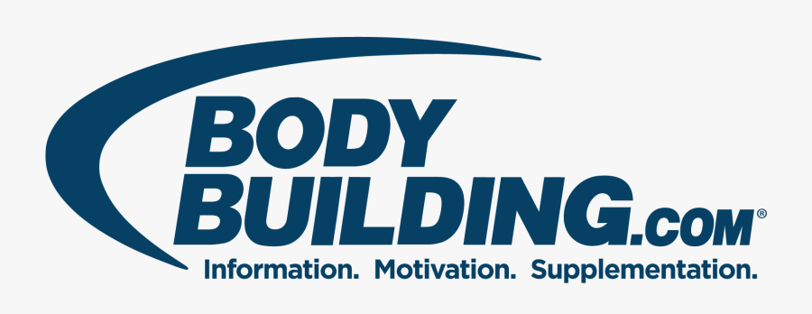 Clip Art Image Bodybuilding Com Logo - Body Building Com Logo, Transparent Clipart