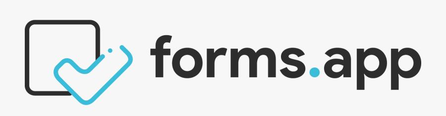 Forms - App Logo - Parallel, Transparent Clipart