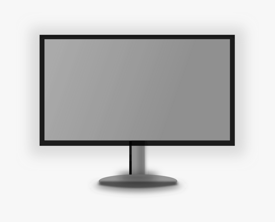 Computer Monitor,output Device,angle, Transparent Clipart