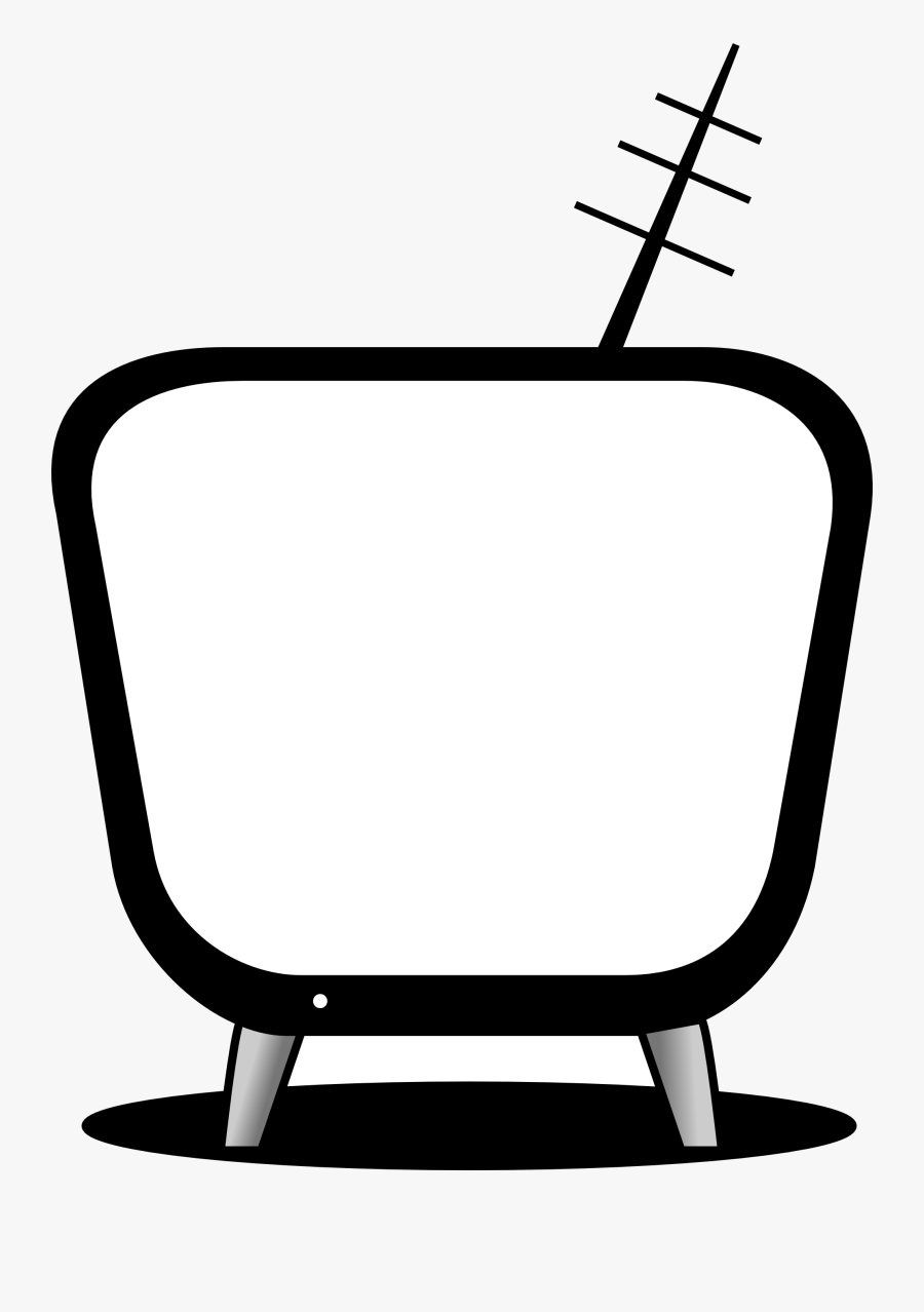 Tv Television Clipart Free Transparent Png - Tv Clip Art, Transparent Clipart