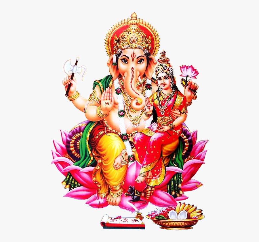 Lakshmi Ganapathi Images Hd, Transparent Clipart