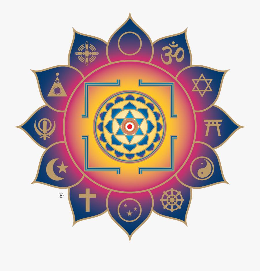 Tantra Mantra Yantra Anusandhan Kendra - All Religions Are One Symbol, Transparent Clipart