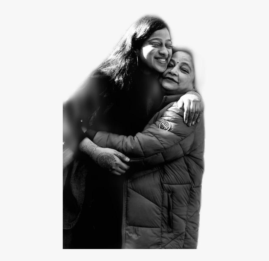 Maa Freetoedit - Hug, Transparent Clipart