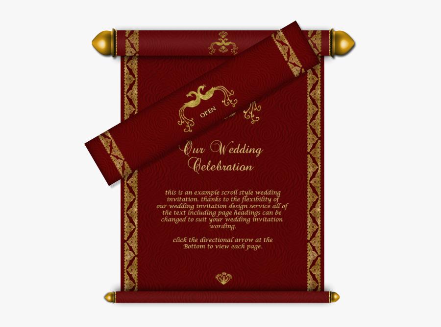 Pakistani Wedding Invitations Usa Indian Wedding Invitations - Wedding Card Designs In Pakistan, Transparent Clipart