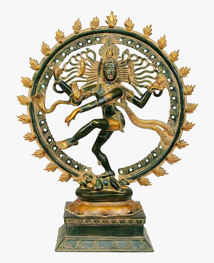 Nataraja Png Pic - Shiva Nataraja, Transparent Clipart