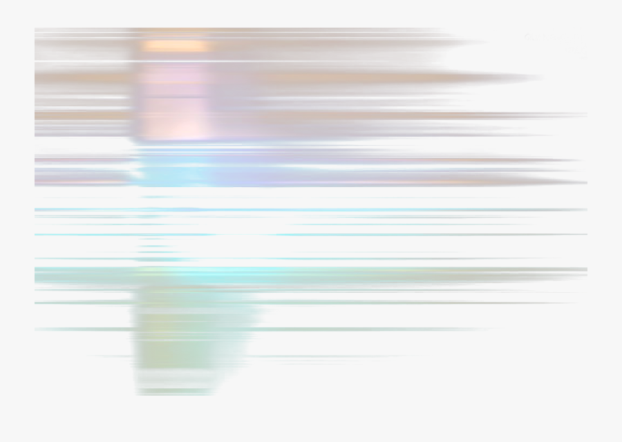 Light Color Of Time Velocity Horizontal Speed Clipart - Horizontal Speed Line Png, Transparent Clipart