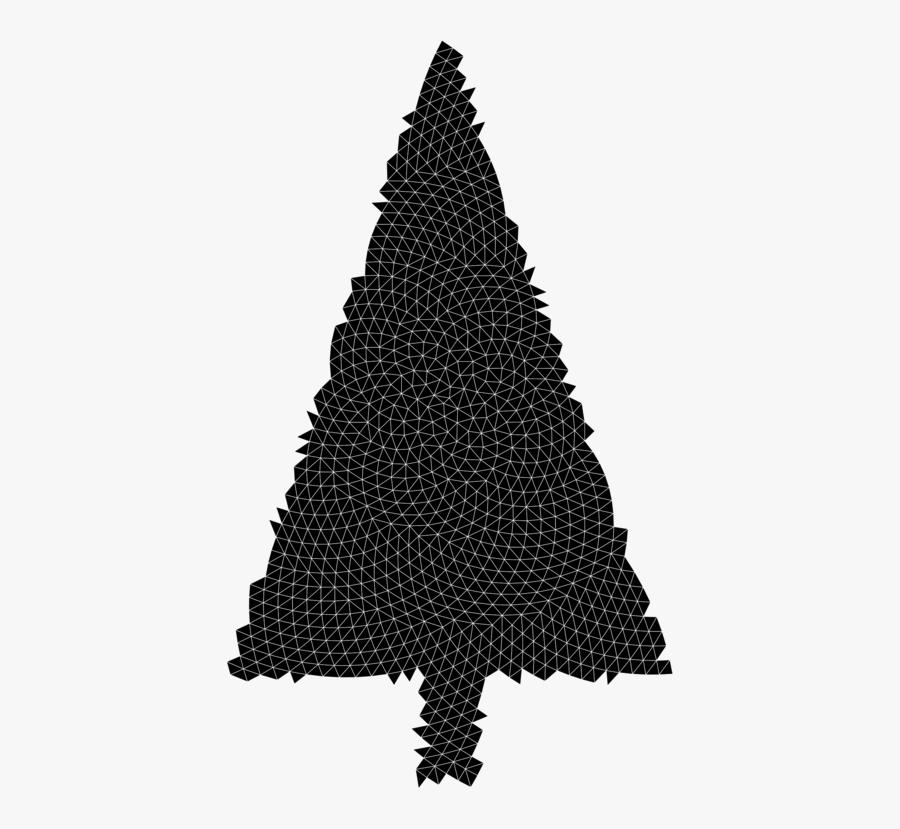Fir,pine Family,christmas Decoration - Christmas Tree, Transparent Clipart