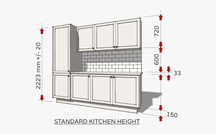 Clip Art Standard For Australian Kitchens   Kitchen ...