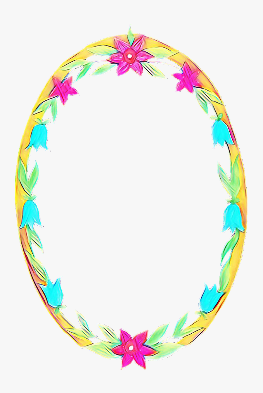 #freetoedit #easterdecor #ftestickers #easter #egg - Circle, Transparent Clipart