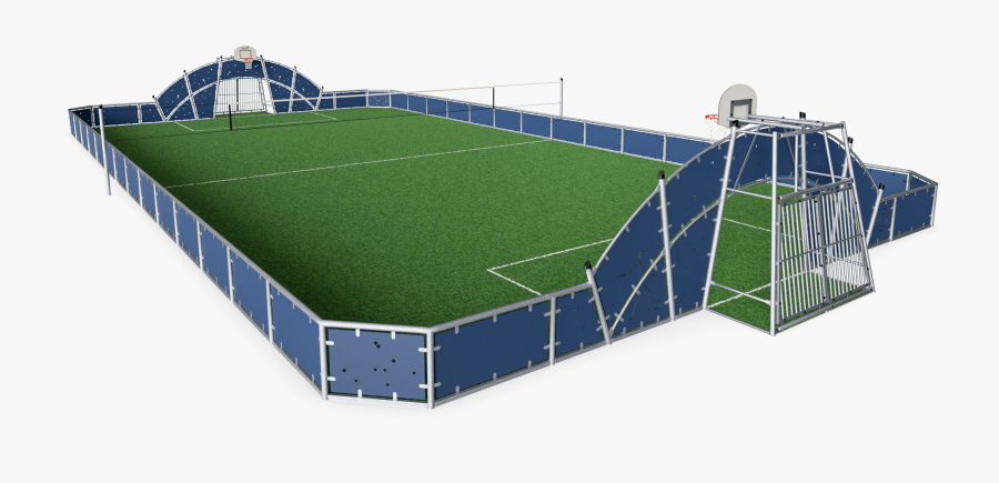 Football Grass Png - Kompan Multibane, Transparent Clipart