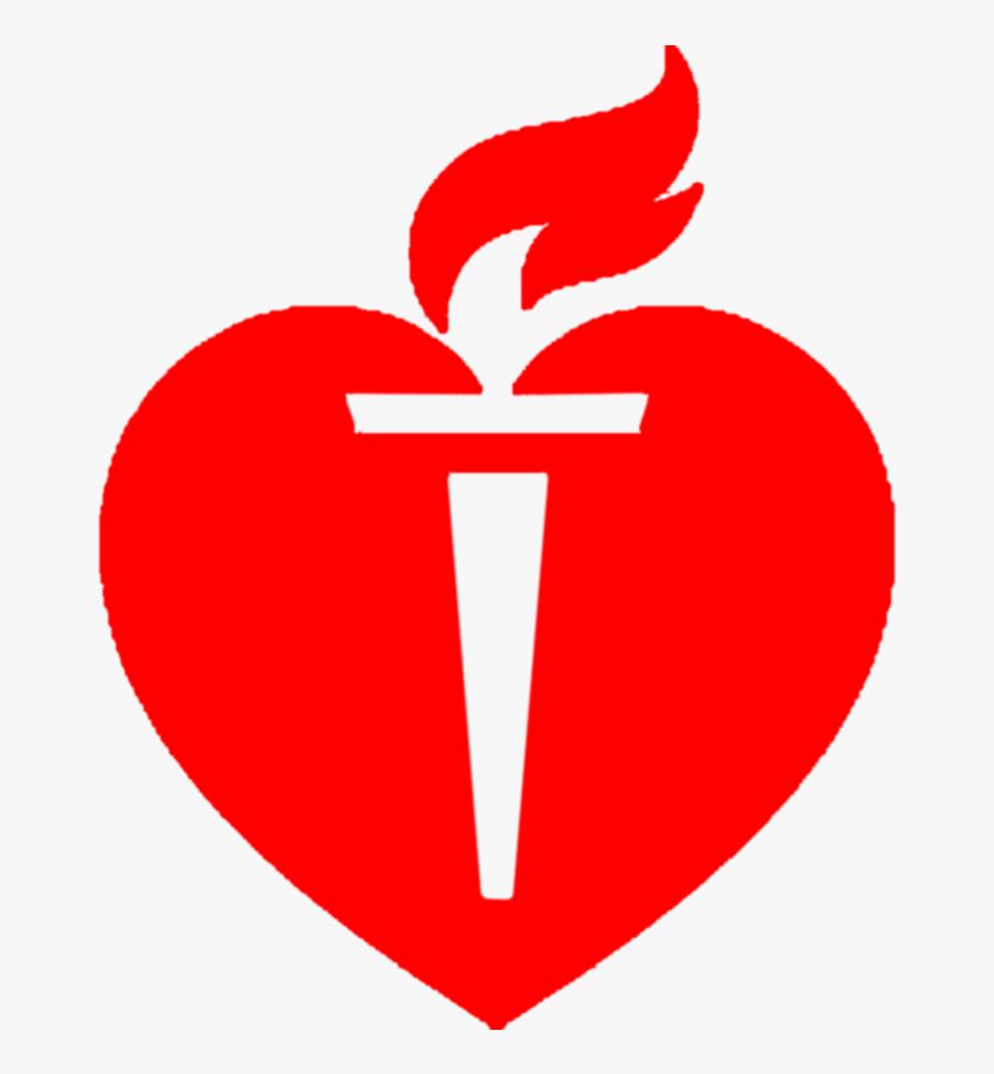American Heart Association Filter - American Heart Association Heart Png, Transparent Clipart