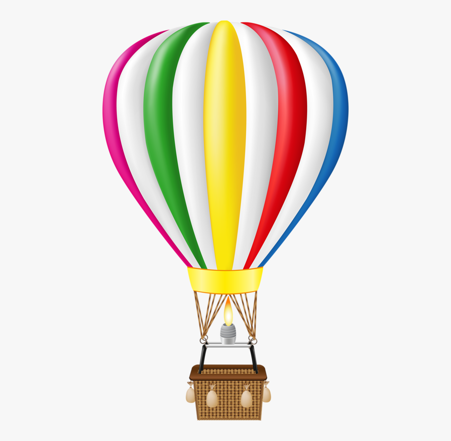 Фото, Автор Soloveika На Яндекс - Hot Air Balloon Blank, Transparent Clipart