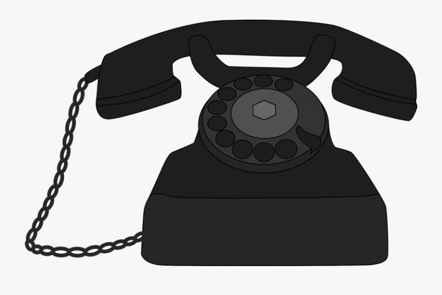 Finest Collection Of Free To Use Telephone - Old Phone Clip Art, Transparent Clipart