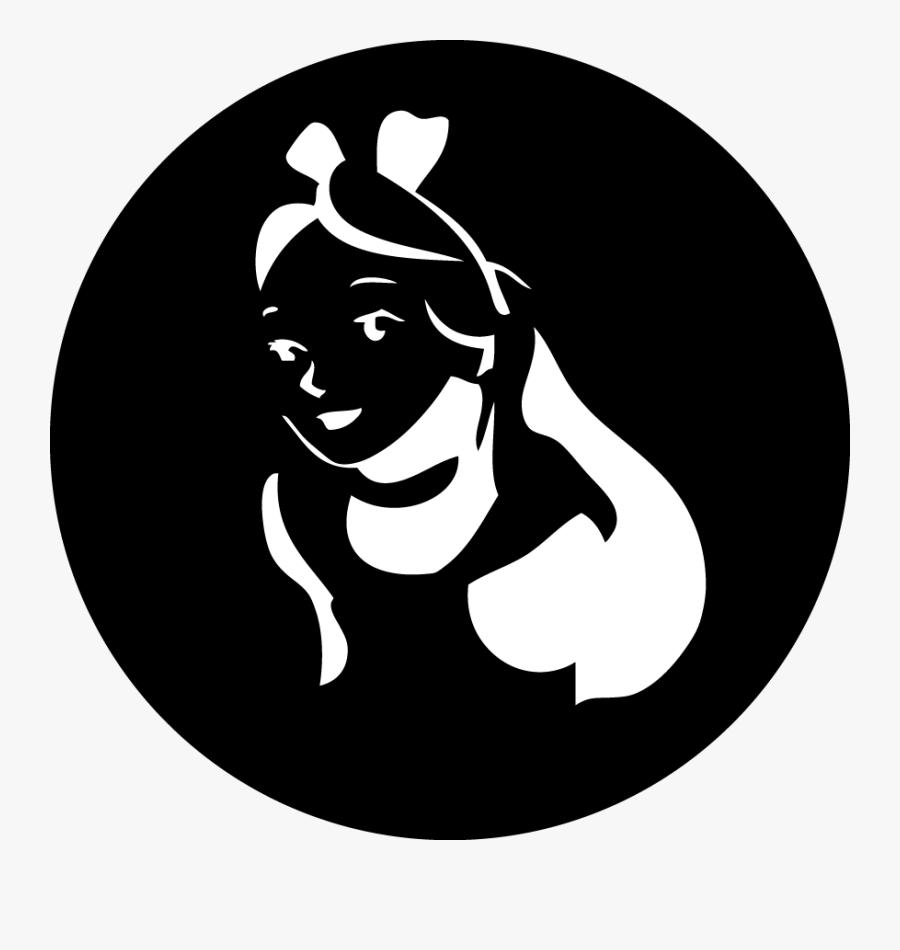 Alice 2 - Thumb - Illustration, Transparent Clipart