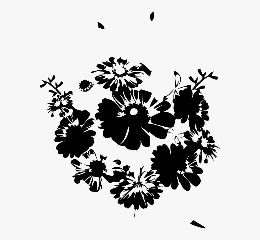 Transparent Floral Borders Png - Borders Design T Shirt, Transparent Clipart