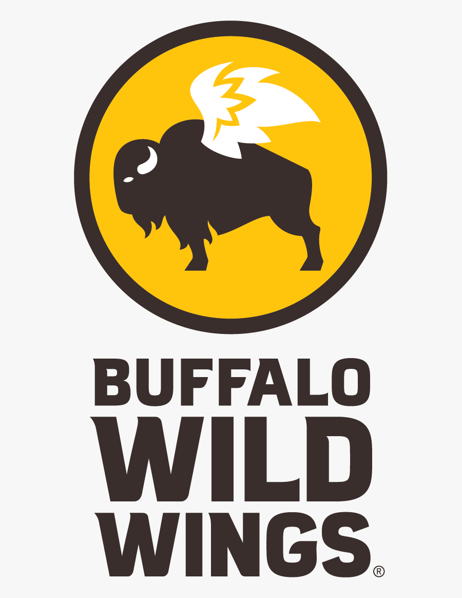 In Kind Donations - Buffalo Wild Wings Logo 2019, Transparent Clipart