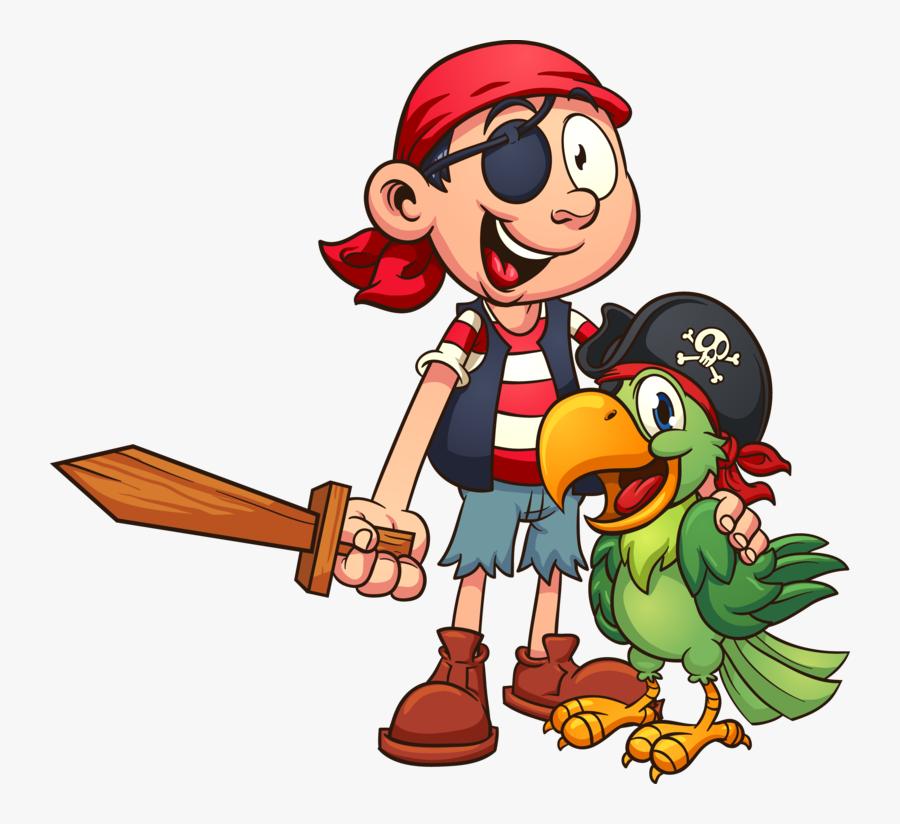 Pirāti Clipart, Transparent Clipart