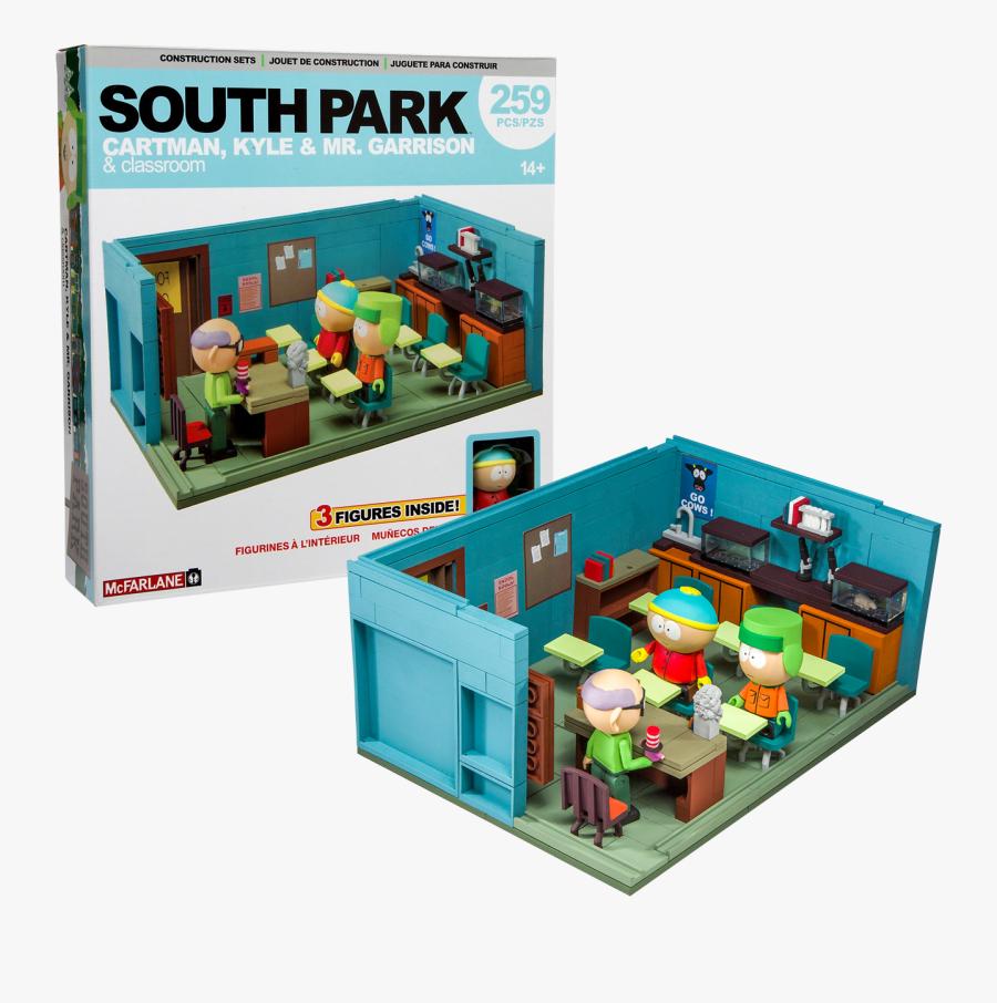 Mcfarlane Toys South Park, Transparent Clipart