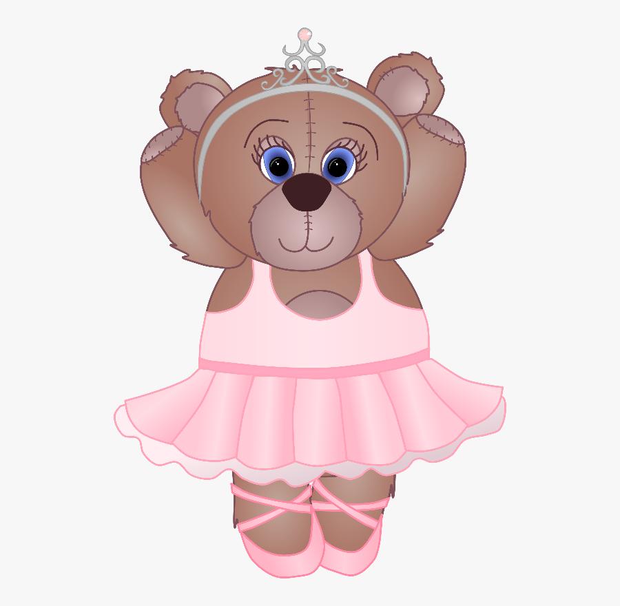 Teddy Bear Gifts By - Teddy Bear Girl Cartoon, Transparent Clipart