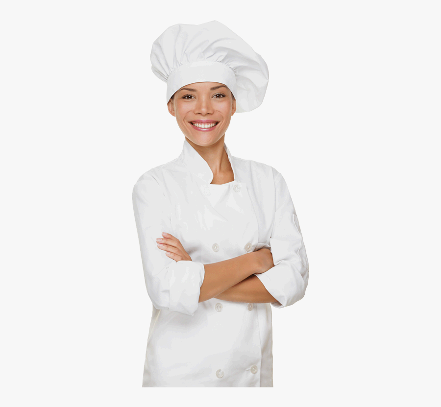 Chef Png - Female Chief Cook Png, Transparent Clipart
