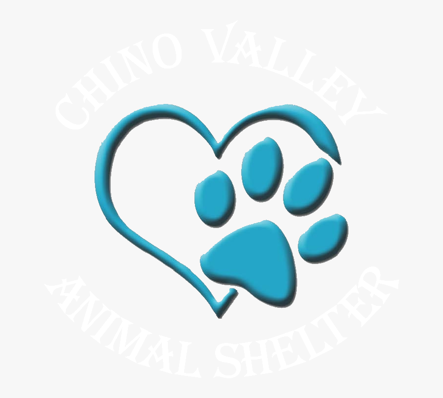 Transparent Shelter Png - Heart With Dog Paw Tattoo, Transparent Clipart