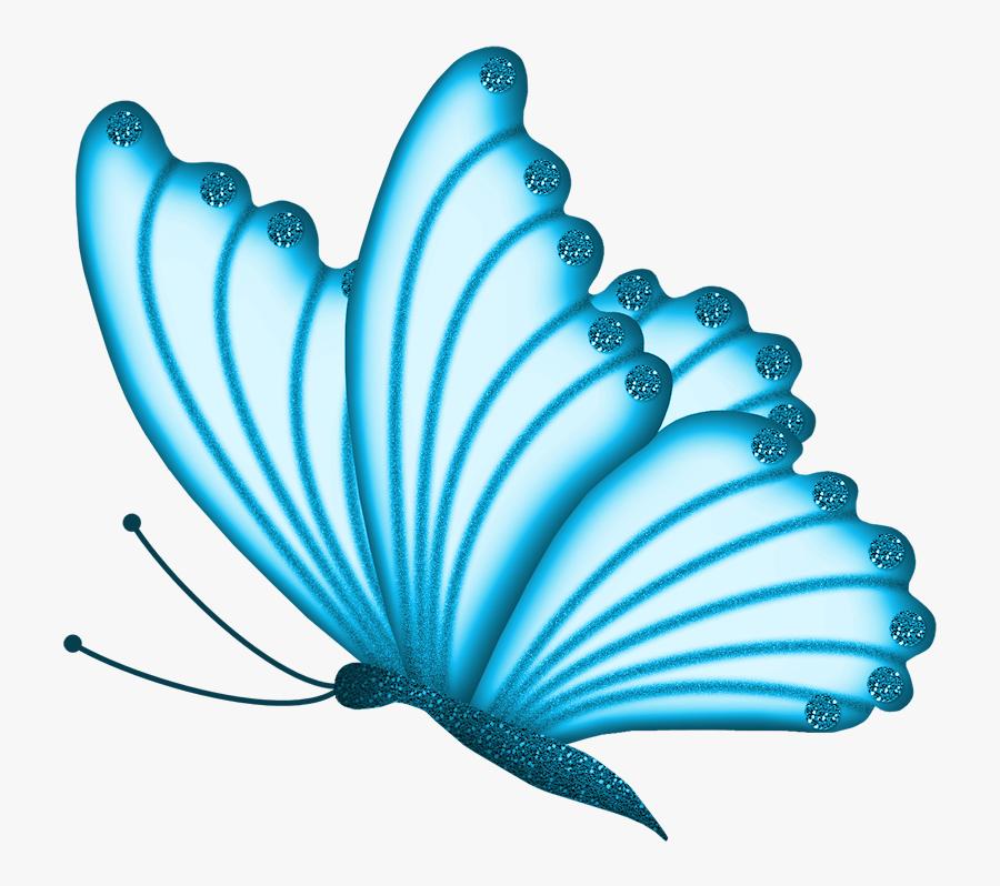 Beautiful Clipart Butterfly - Beautiful Butterfly Clip Art, Transparent Clipart