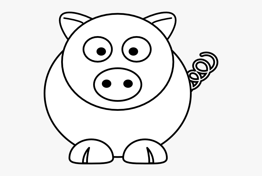 Easy Simple Animal Drawings, Transparent Clipart