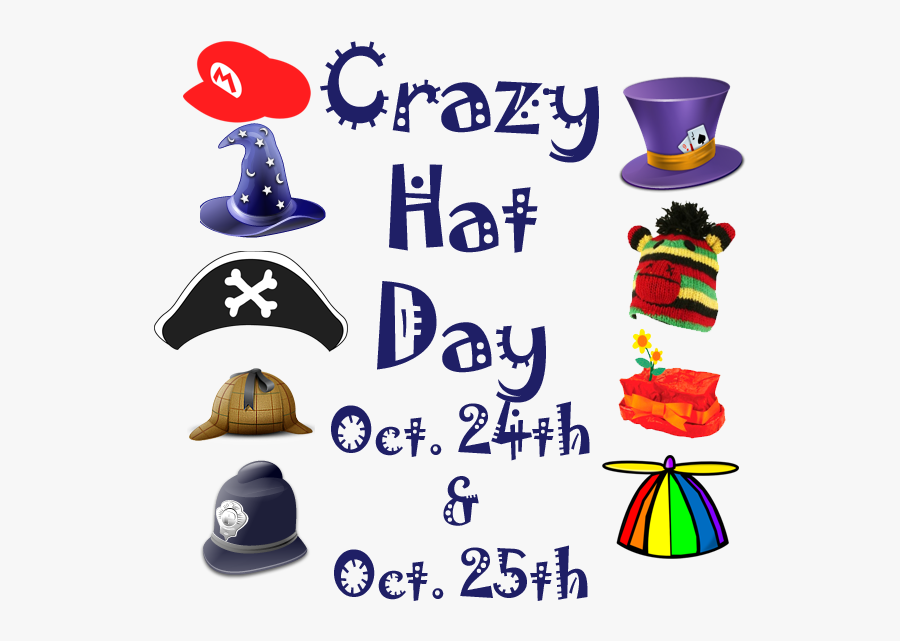 Clip Art Happy Mad Hatter Pinterest Silly Hat Day Clipart Free Transparent Clipart Clipartkey