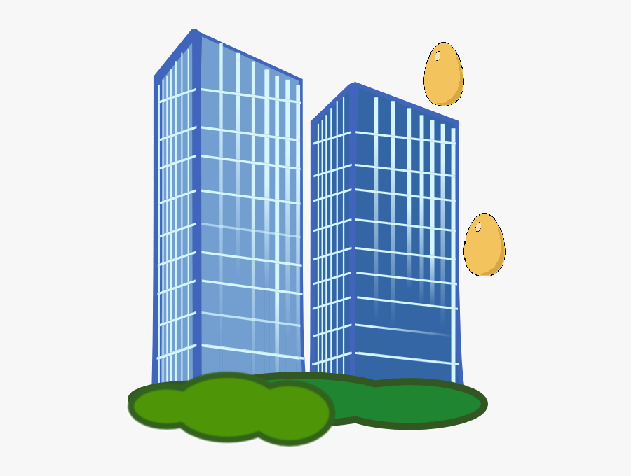 Clipart Royalty Free Library Puzzles Two Eggs And A - Building Cliparts, Transparent Clipart