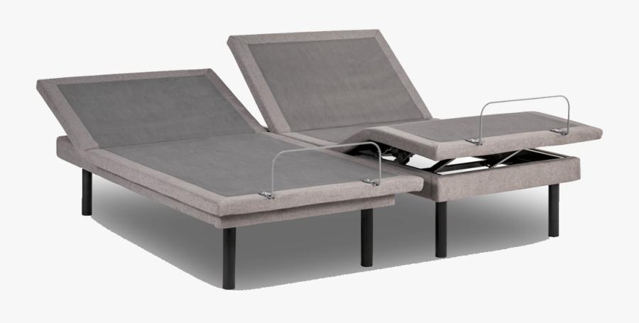 Transparent Top View Furniture Clipart - Chaise Longue, Transparent Clipart