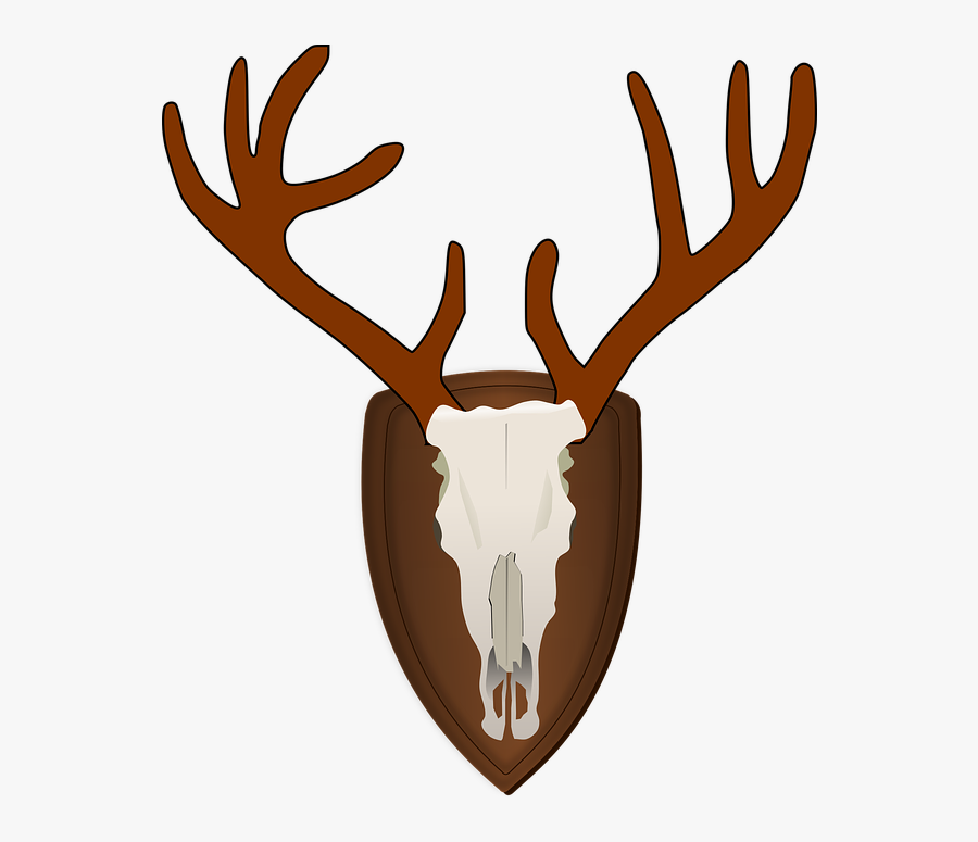 114,46kb Wooden Stag Clipart - Clipart Hunter Png, Transparent Clipart