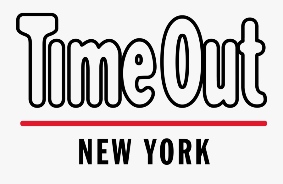 Time Out New York - Time Out New York Logo, Transparent Clipart
