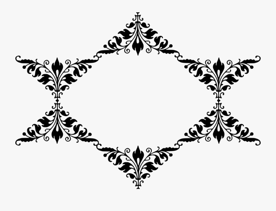 Visual Arts,leaf,symmetry - Wedding Clipart Hd Png Frame, Transparent Clipart