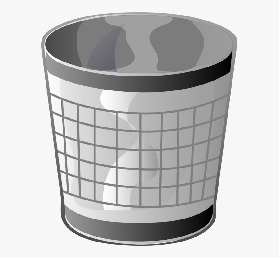 Trash Can, Garbage Can, Waste Basket, Empty, Bin - Trash ...