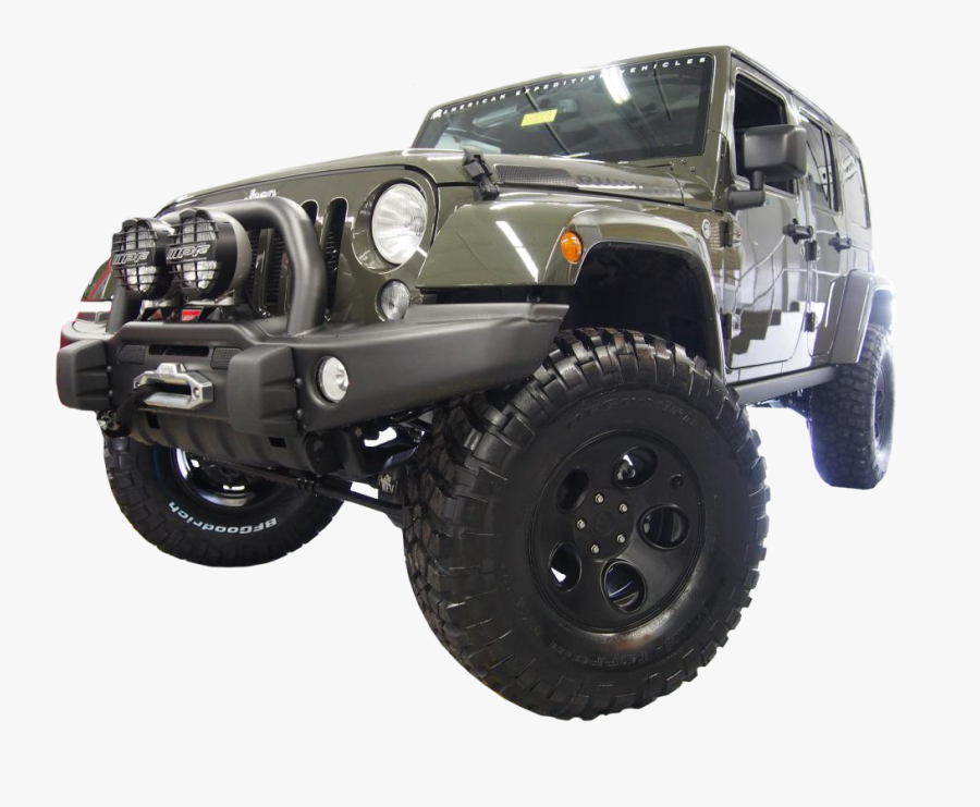 Transparent Off Road Jeep Clipart - Jeep Wrangler, Transparent Clipart