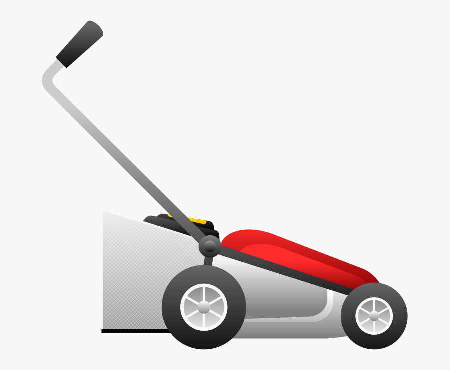Free To Use Public Domain Lawn Mower Clip Art - Lawn Mower Clipart Transparent Background, Transparent Clipart