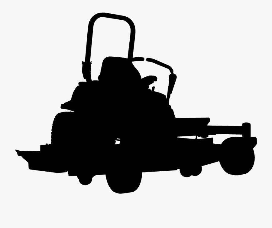 Zero-turn Mower Lawn Mowers Riding Mower Clip Art - Zero Turn Mower Clip Art, Transparent Clipart