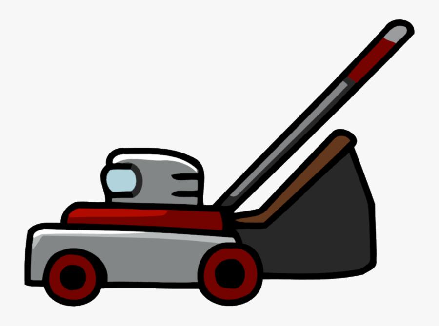 Clip Art Lawn Mower Vector - Cartoon Lawn Mower Png, Transparent Clipart