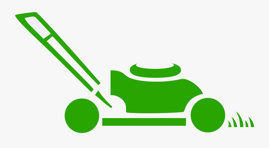 Mower Clip Art Bing Images Landscaping Clip Art Evergreens - Lawn Mower Logo Png, Transparent Clipart