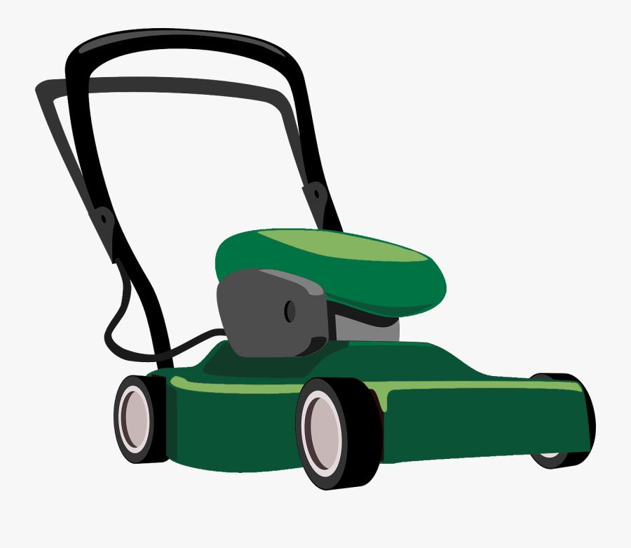 Professional Clipart Lawn Mower - Lawn Mower Clipart Png, Transparent Clipart