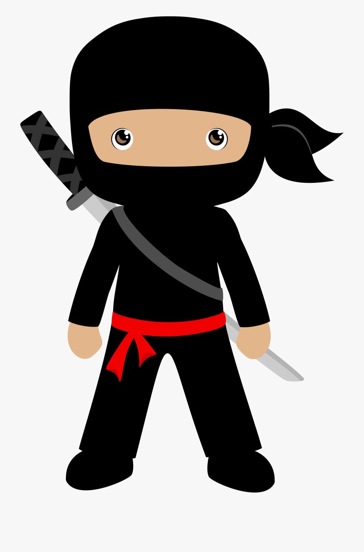 Thumb Image - Ninja Clipart, Transparent Clipart