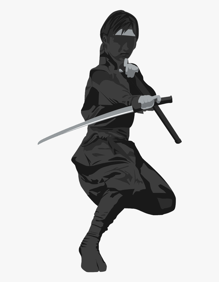 Ninja Free To Use Clip Art - Ninja Clip Art, Transparent Clipart
