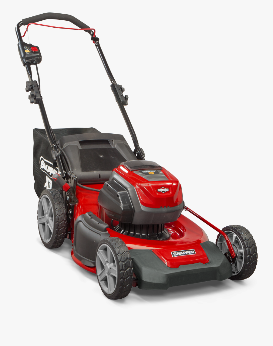 Push Lawn Mower Png , Png Download - Cordless Electric Lawn Mower, Transparent Clipart