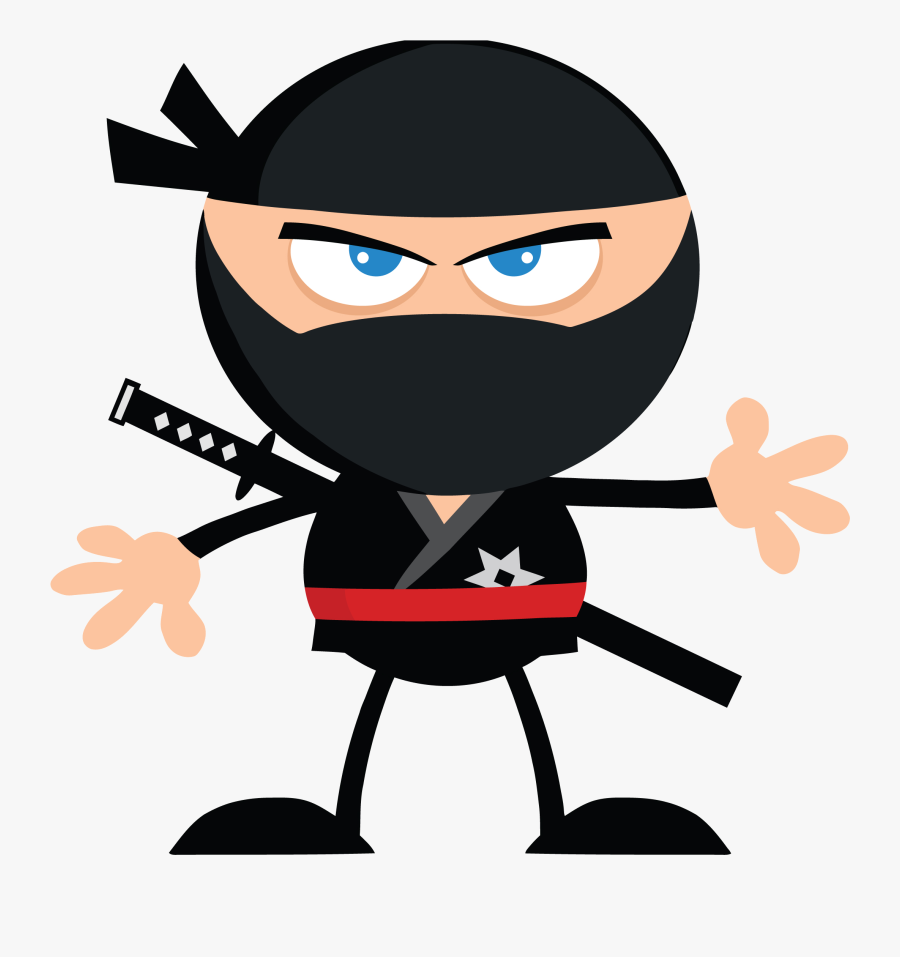 How To Use Wordpress Categories And Tags For Maximum - Cartoon Ninja, Transparent Clipart