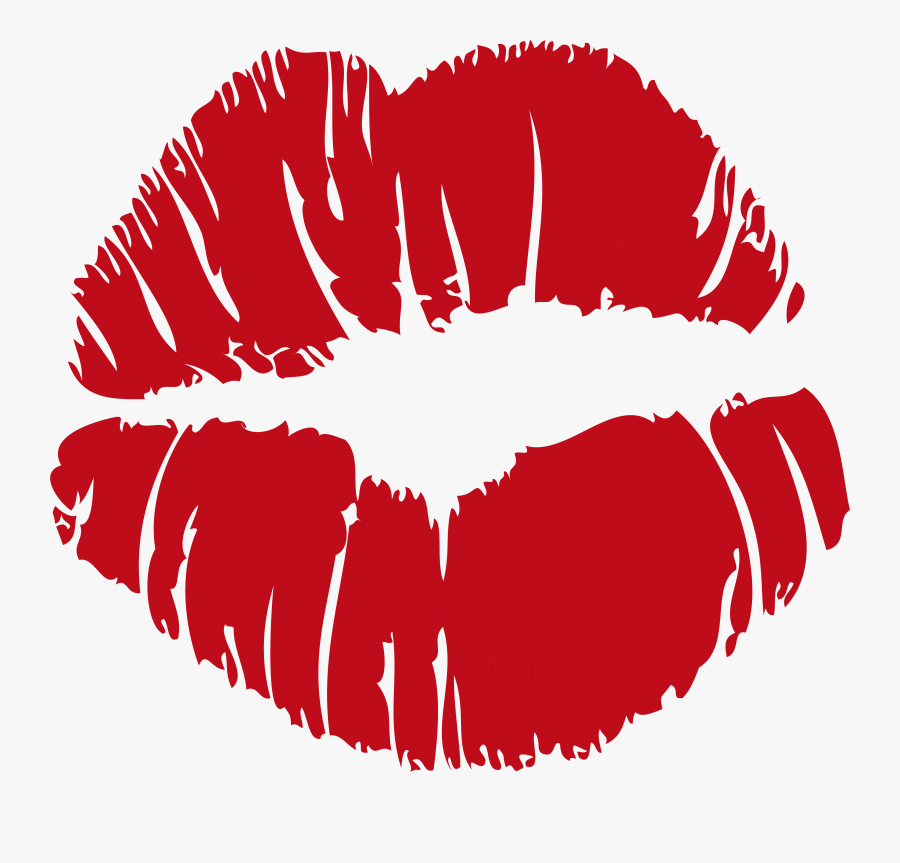 Lips Kiss Png -kiss Clipart Png - Kissing Lips Svg Free, Transparent Clipart