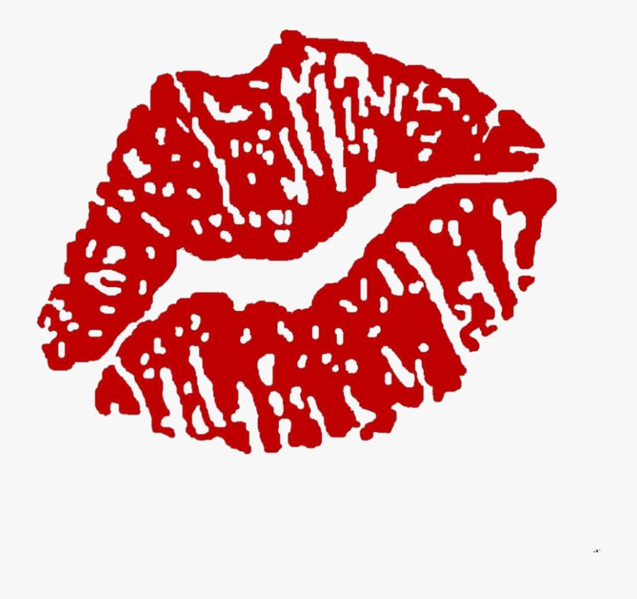 Kiss Png Clipart Transparent Background - Transparent Background Kiss Lips Emoji, Transparent Clipart